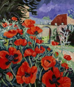 Poppies by Josephine Trotter