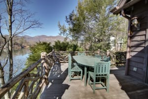 Deck With Panoramic View
